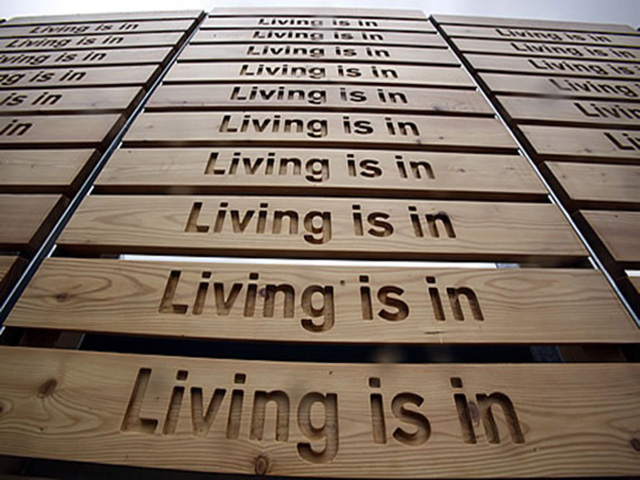 Living Is In