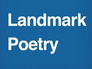 Lemn Sissay Landmarks